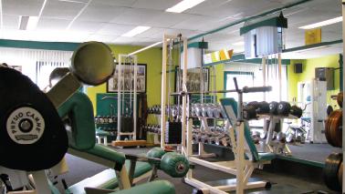 sportschool brielle